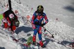Leatitia ROUX - Epreuve de relais championnat d'europe 2012 - Pelvoux