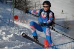 Axelle MOLLARET - Championnat d'Europe de ski alpinisme Pelvoux 2012