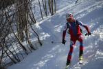 Ski alpinisme : descente