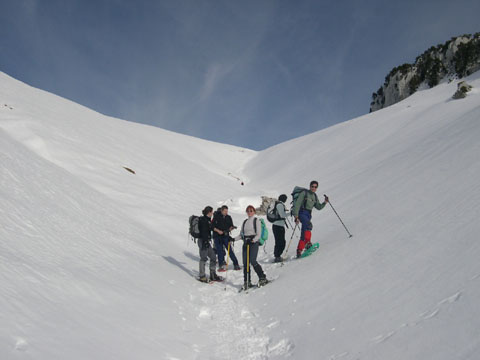 CLUB MONTAGNE ESCALADE DECINOIS
