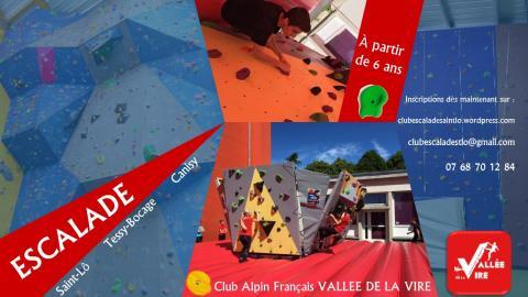 CLUB ALPIN FRANCAIS VALLEE DE LA VIRE