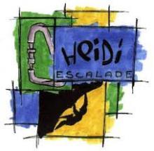logo HEIDI ESCALADE