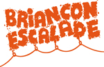 logo BRIANCON ESCALADE