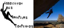 logo GRIMPEURS COMPIEGNOIS