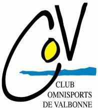 logo CLUB OMNISPORTS VALBONNE