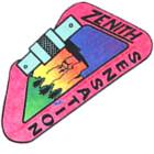 logo ZENITH SENSATION