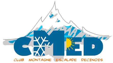 logo CLUB MONTAGNE ESCALADE DECINOIS