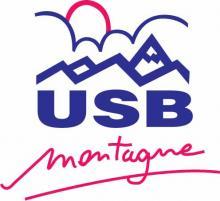 logo U.S.B. MONTAGNE