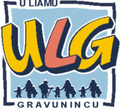 logo U LIAMU GRAVUNINCU