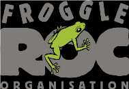 logo FROGGLE ROC