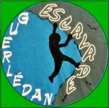 logo GUERLEDAN ESCALADE