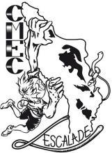 logo CLUB MONTAGNE ESCALADE DU CHATEAU D'OLERON