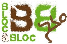 logo BLOC A BLOC GRIMPE