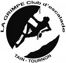 logo CLUB ESCALADE LA GRIMPE