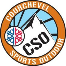 logo COURCHEVEL SPORTS OUTDOOR MONTAGNE ESCALADE