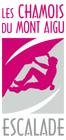 logo LES CHAMOIS DU MONT-AIGU