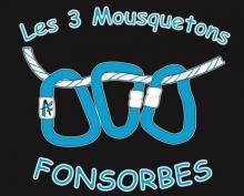 LES 3 MOUSQUETONS