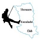 logo THOUARS ESCALADE CLUB