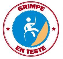logo GRIMPE EN TESTE