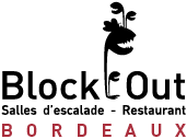 logo LE CLUB BLOCK'OUT BORDEAUX METROPOLE