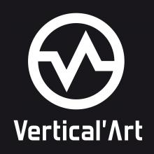 logo TEAM VERTICAL'ART