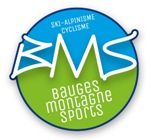 logo BAUGES MONTAGNE SPORTS