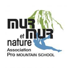 logo BUREAU DES GUIDES DU CANTAL, MUR-MUR NATURE