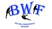 logo BIG WALL FRANCONVILLE