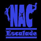 logo NAC ESCALADE LES 3 MOUSQUETONS