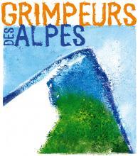 logo GRIMPEURS DES ALPES