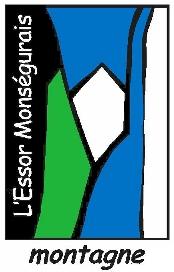 logo L'ESSOR MONSEGURAIS