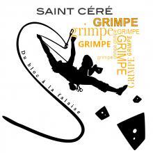 logo SAINT CERE GRIMPE
