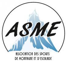 logo ASSO. DES SPORTS DE MONTAGNE ET D'ESCALADE
