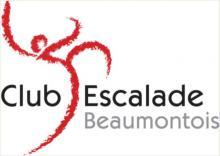 logo CLUB ESCALADE BEAUMONTOIS